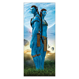 Avatar. Размер: 60 х 140 см